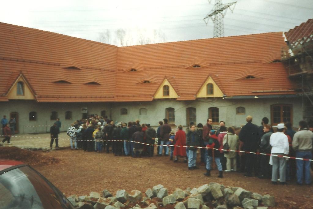Eröffnung Klaffenbach