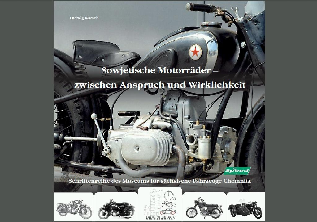 Sowjetische Motorräder Cover
