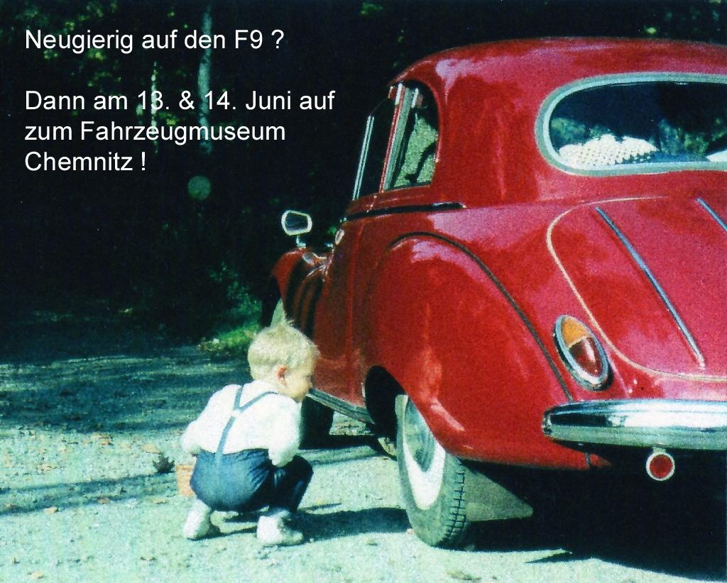 kindliche F9 Neugier