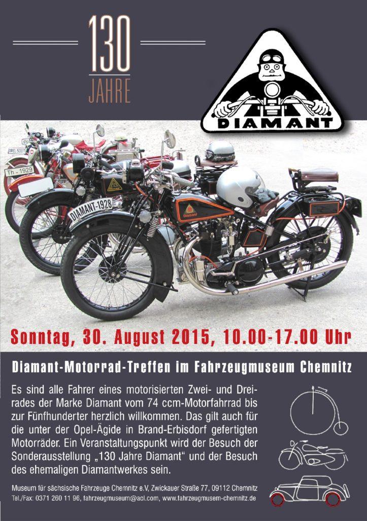 Motorrad-Treffen-Diamant
