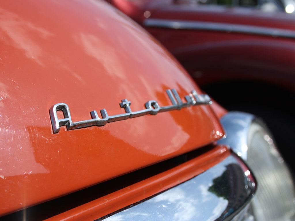 Schriftzug Auto Union
