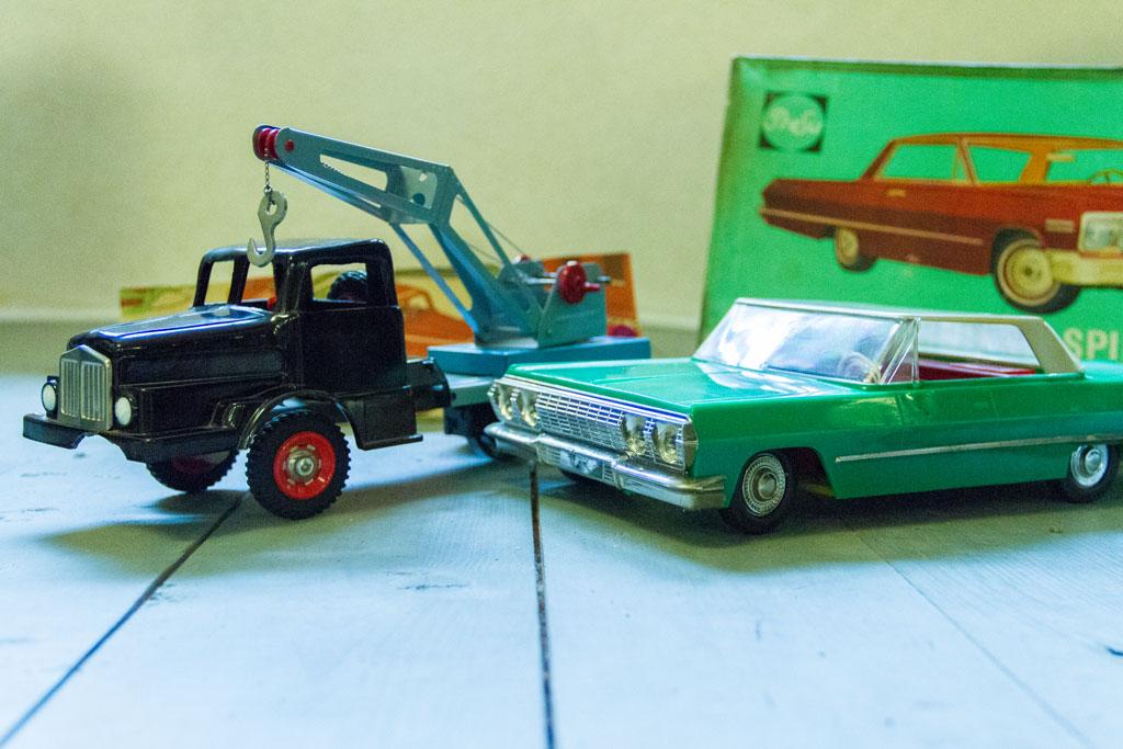 DDR Spielzeugautos