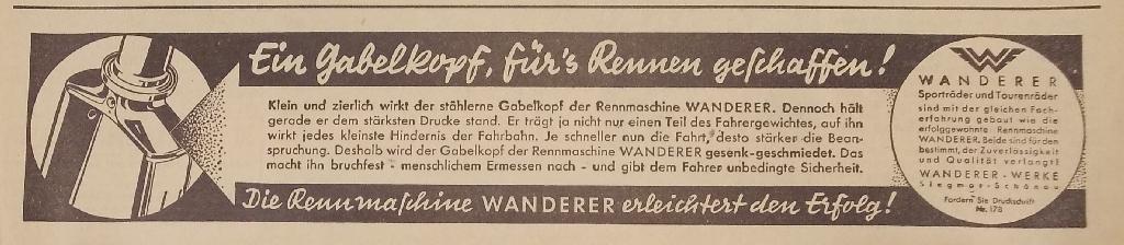 WW Gabelkopf