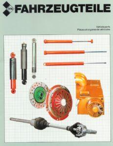 IFA Teile Katalog