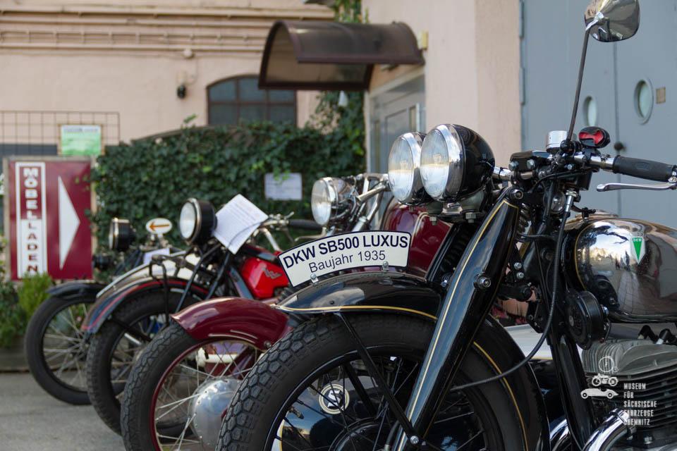 DKW SB500 Luxus