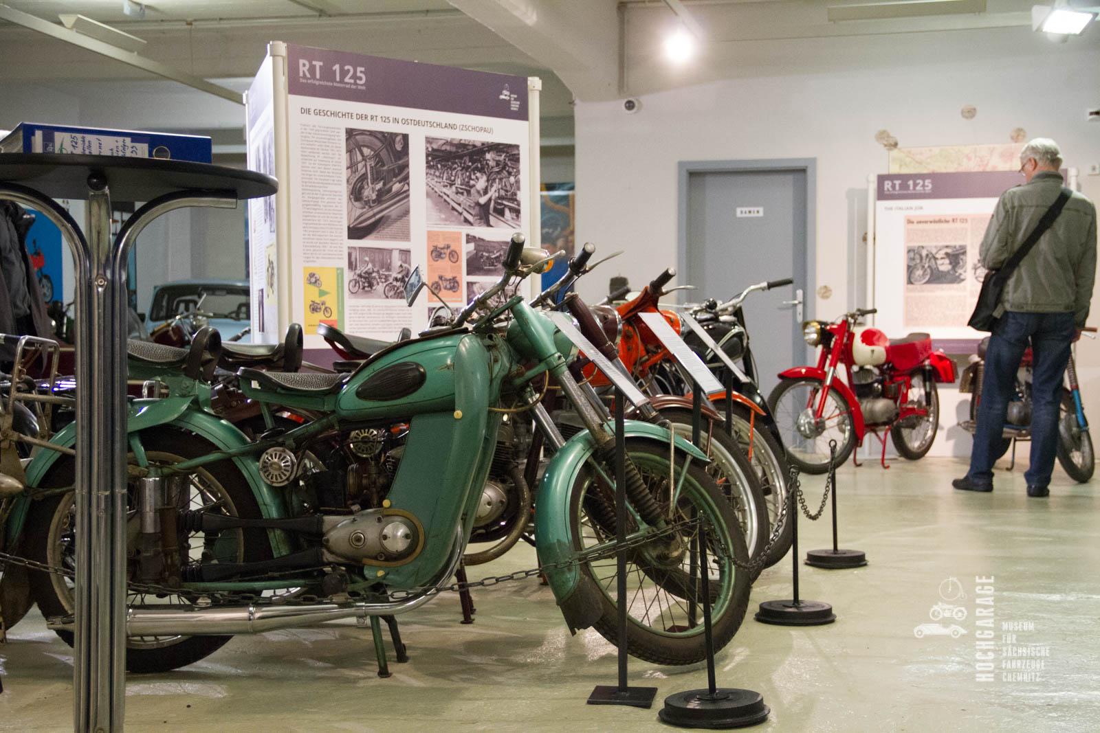 RT  Das erfolgreichste Motorrad der Welt Sonderausstellung