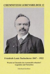 Buch Friedrich Louis Tuchscherer