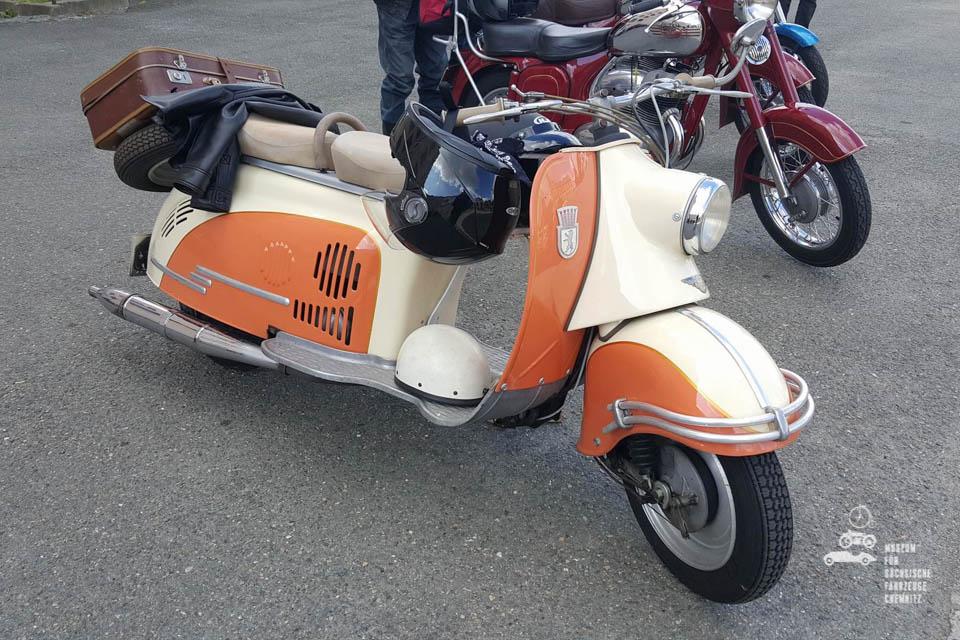 orange beigeJawa