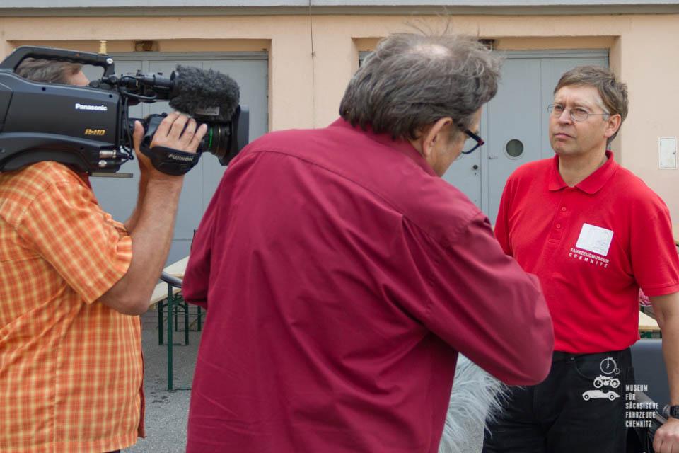 Dirk Schmerschneider im Interview