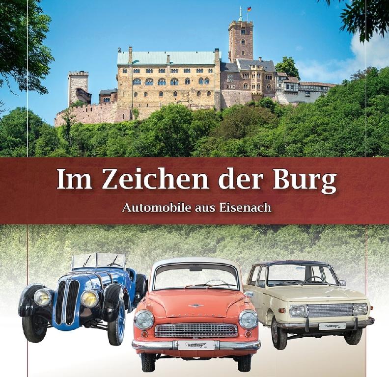 Cover Im Zeichen der Burg