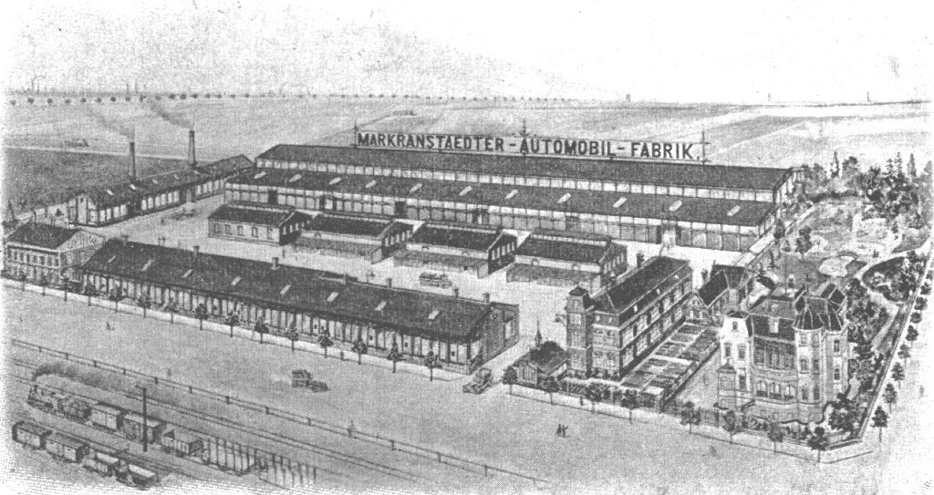 MAF Fabrik