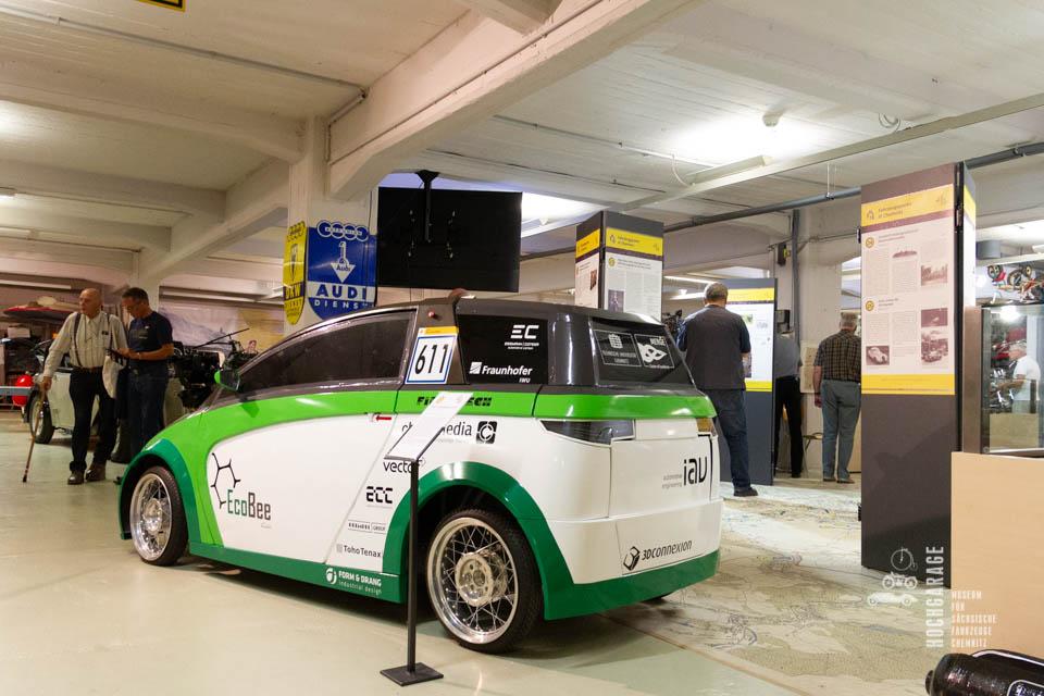 EcoBee Wagen