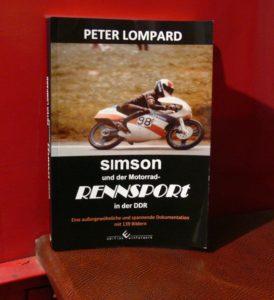 Buch Simson und der Motorrad-Rennsport
