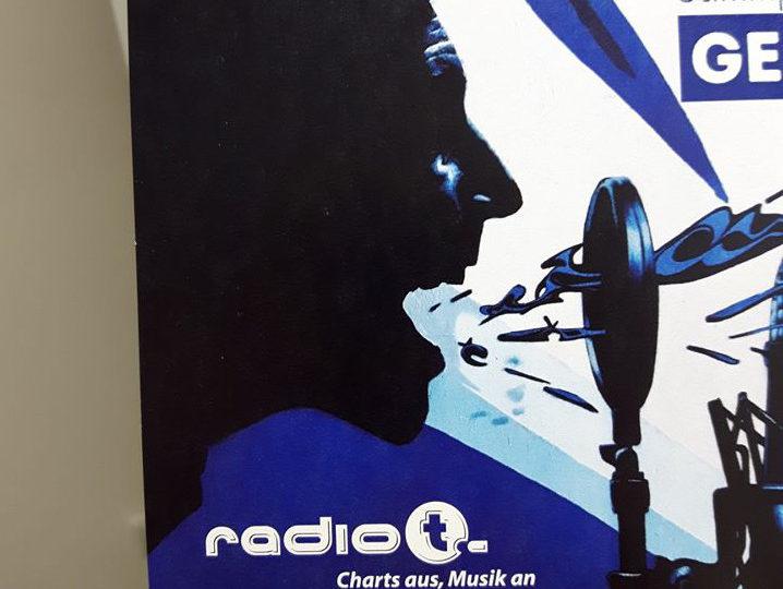 Logo von Radio t