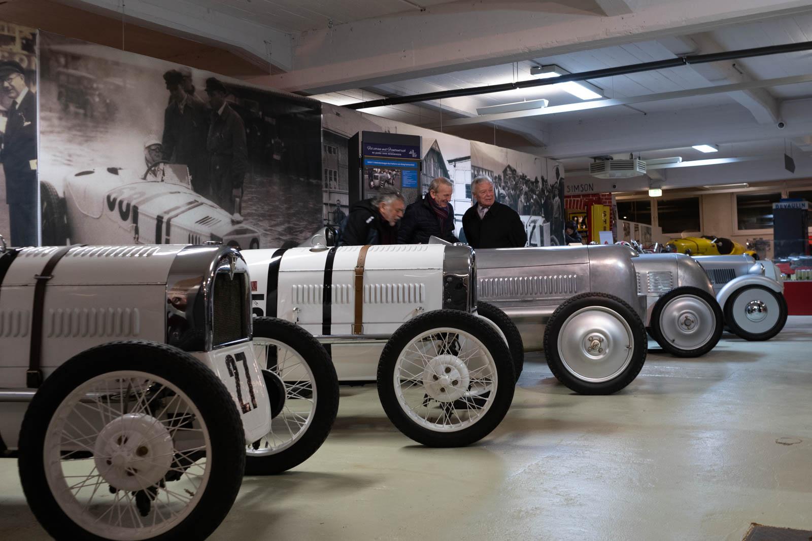 JahreDKWRennwagenSonderausstellung