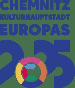 Logo Chemnitz Kulturhauptstadt Europas 2025
