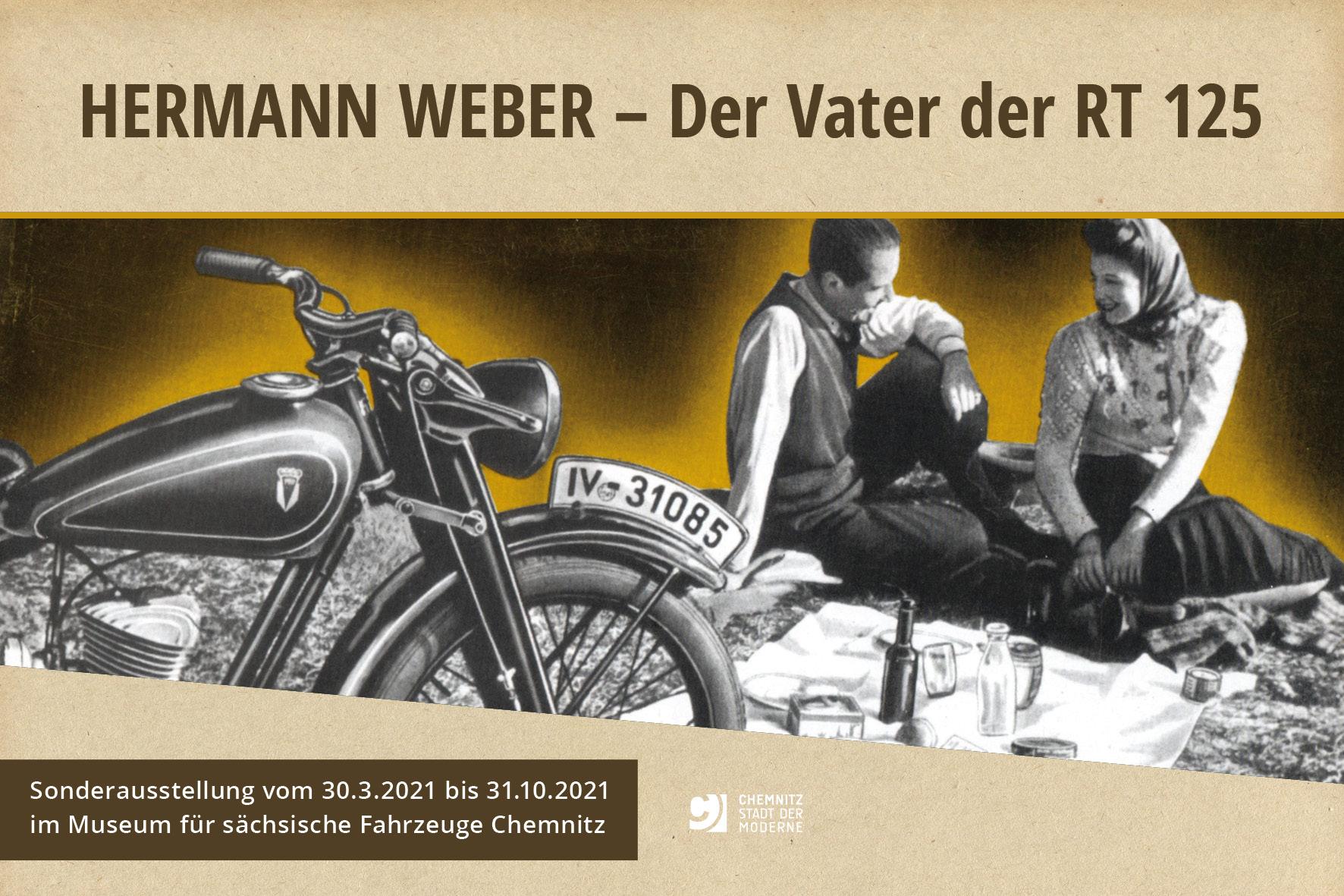 Hermann Weber - Der Vater der RT